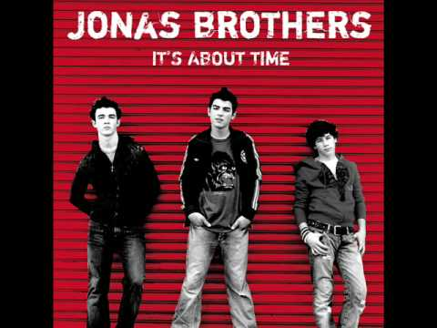 11. Please Be Mine - Jonas Brothers - It's About Time (with Lyrics + Download Link)