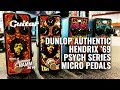 Dunlop Authentic Hendrix '69 Psych Series micro pedals #SNAMM2019