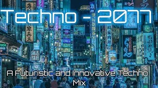 Techno 2077 (Innovative / Futuristic Techno Mix With Fully Animated Dystopian Visuals)