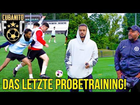Das letzte Probetraining für Cubanito FC wer schafft es ins Team? EP 02