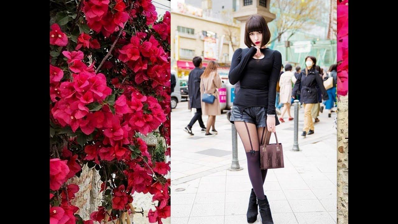 Чем уличная мода 2019 Японии впечатляет?
