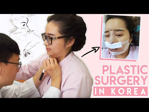 I Got Plastic Surgery in Korea | Dream Plastic Surgery Clinic