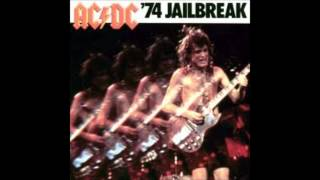 AC/DC 05 Baby Please Don't Go (lyrics)