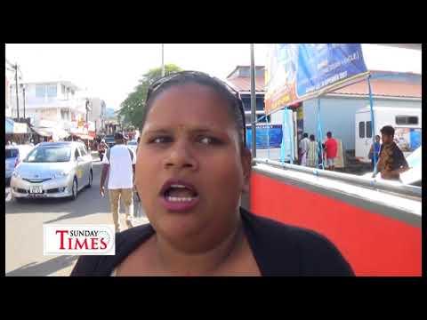 Les habitants : « Tarolah bizin démissionner »