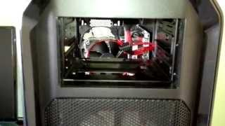 Corsair 780T HDD At Front Uper 5.25in Bay By Hellfire. !