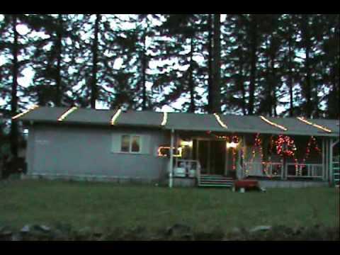 Arduino Uno based Christmas light controller - YouTube