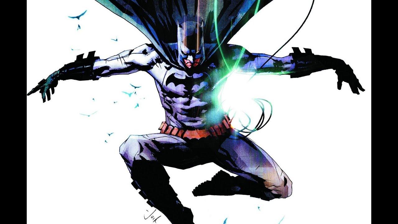 Detective Comics The Black Mirror Youtube