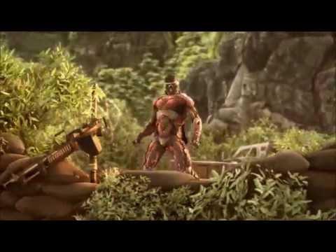Crysis 4 Gameplay