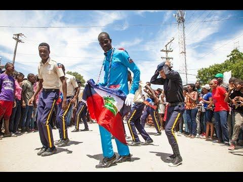 Terres Sans Frontieres - Flag Day 2016 - Haiti