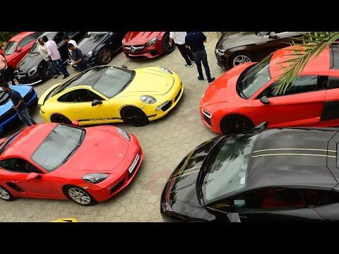 Car expo Mumbai. (Mahalaxmi )