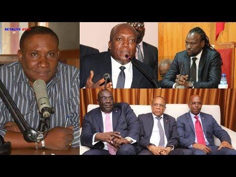 Intersection-Lundi 13 Mai 2019 / Reaksyon Jean Monard Metellus sou seans PM J-Michel Lapin