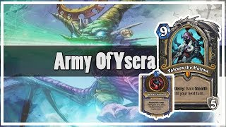 Hearthstone: Behold The Armies Of Ysera