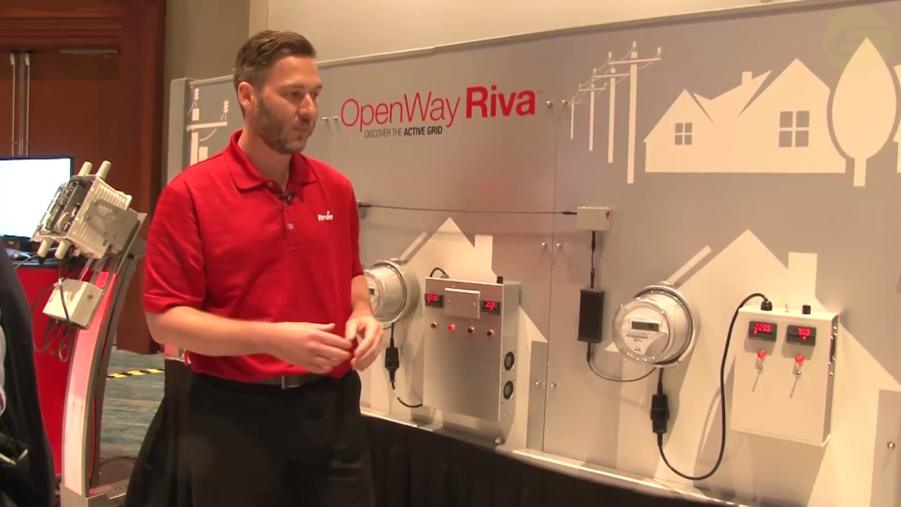 UPDATED: Itron OpenWay Riva Electricity Demo – Kevin Ferree, Senior Technical Consultant, Itron