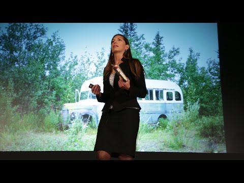 Your DNA Does Not Define You | Carine McCandless | TEDxEmory