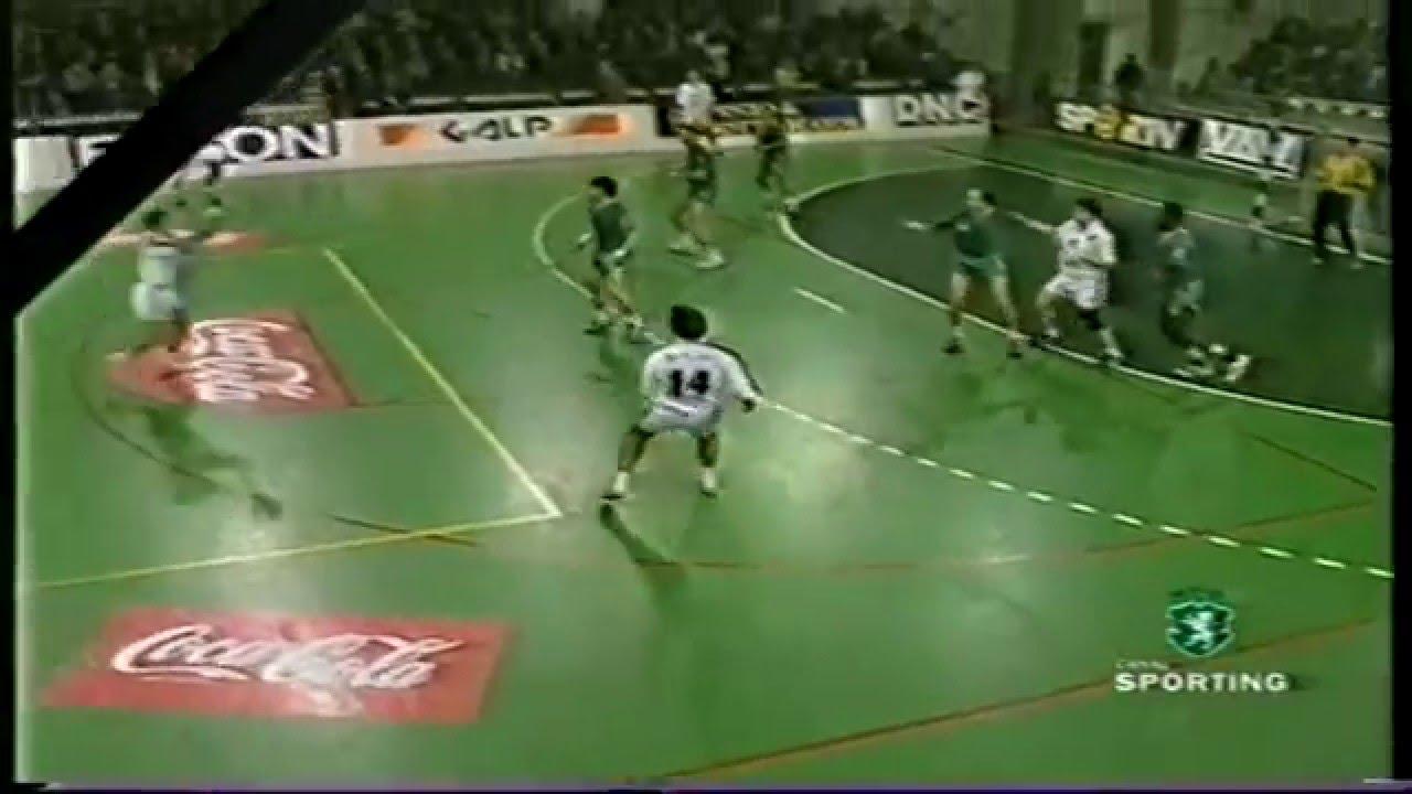 Andebol :: 17J :: Sporting - 25 x Ginásio do Sul - 19 de 1998/1999 - 1 Fase