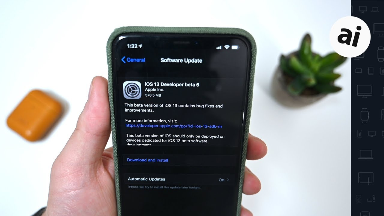 Fifth public beta of iOS 13, iPadOS 13, tvOS 13 now available