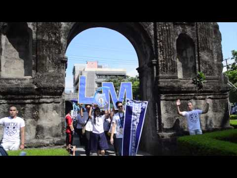 Thomasian Welcome Walk 2014: UST AB-Legal Management