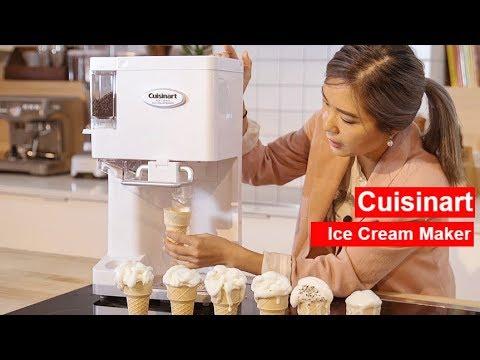 Best Cuisinart ice cream maker Reviews 2019