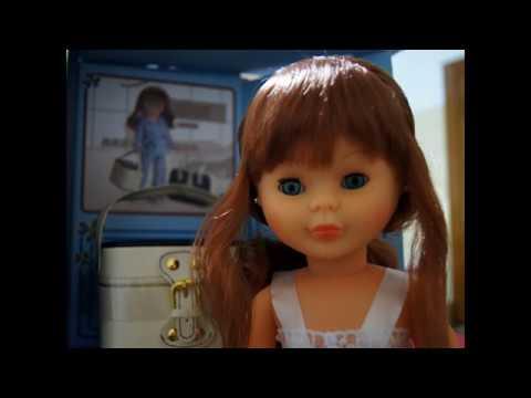 Nancy Bed Doll Muñecas Y Accesorios Famosa Nancy Cama Reedicion Nueva