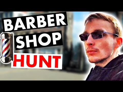 Amsterdam Guide to  the (Best/Cheap) Haircut/Barbershop