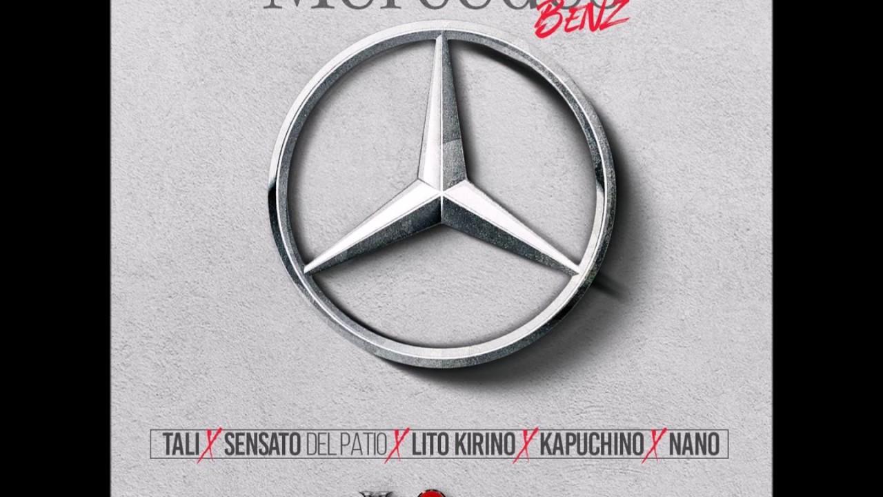 Mercedes Benz - Sensato➕Tali➕Lito Kirino➕Kapuchino➕Nano