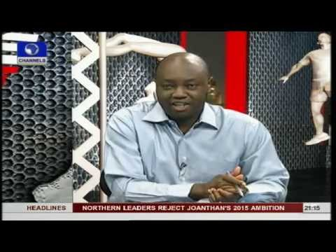 Highlights of Nigeria vs Uruguay match on Sports Tonite