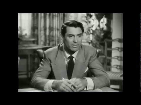 Cary Grant is a Sharp Dressed Man.