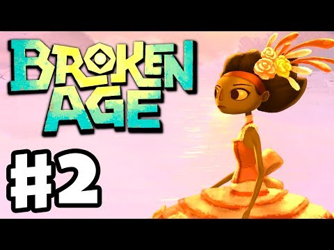 Broken Age - Gameplay Walkthrough Part 2 - Vella And The Maiden Feast (PC, IOS, Android)