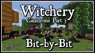 Witchery: Bit by Bit - Cauldrons Part 3: Rituals, Leonard, and his Urn