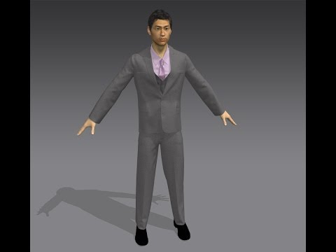 How To Make a 3-Piece Suit in Marvelous Designer