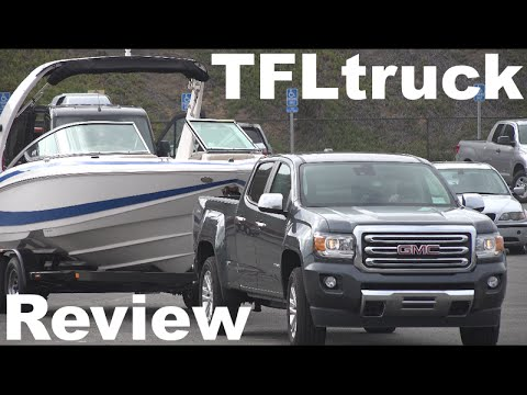 Gmc Canyon Towing Capacity >> 2015 Gmc Canyon Pickup First Drive Towing Review A Baby Sierra Is Born