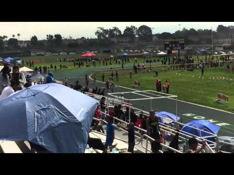 USA TRACK AND FIELD BOYS 13-14 Eric-Everett Steward 22.67 200meters