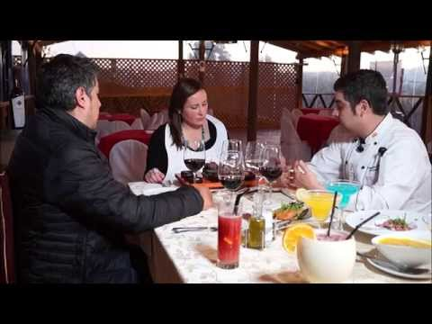 Menú del Valle 1001 - Restaurant Santa Cruz