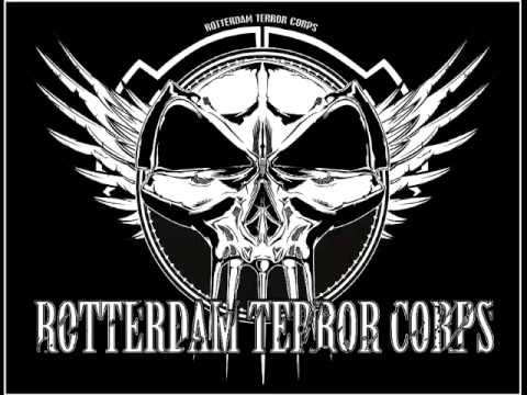Rotterdam Terror corps hooligan