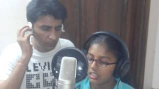 jhonka hawa ka aaj bhi cover by sanchali and kabeer
