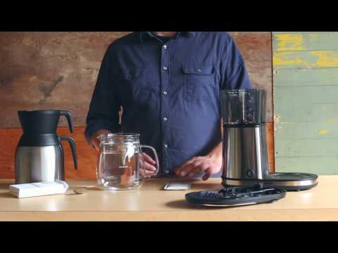 How to descale your Bonavita® brewer