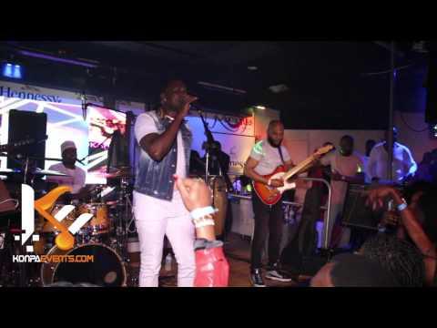 Klass -  Se Ou Sel Mwen Genyen Live Performance @ Rumbass [ Jan 20/17 ]
