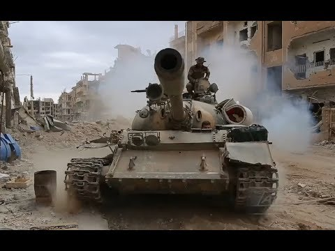 Images from the Battle of Deir ez-Zor |  Documentary by ANNA News