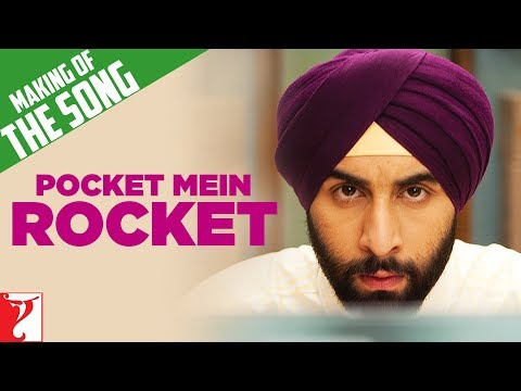 Making Of The Song - Pocket Mein Rocket - Rocket Singh - Salesman of the year