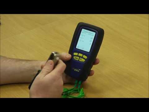 Anton Sprint eVo range analyser: Flue gas, Pressure, Temperature, CO room, Gas Leak etc.