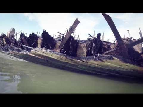 Ghost Ship Graveyard of the Potomac