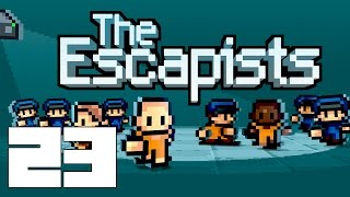 The Escapists! El Prisionero Madafaka! Capitulo 23!