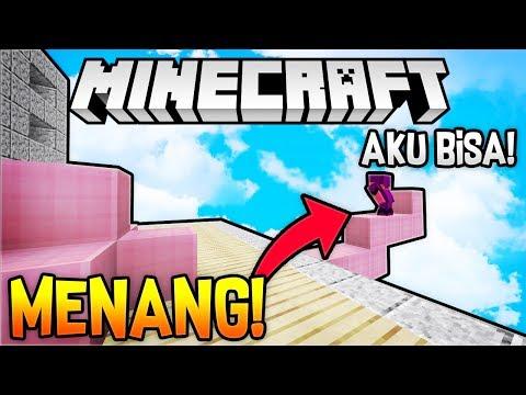 PASTI BISA MENANG ! (Minecraft Bedwars Indonesia)