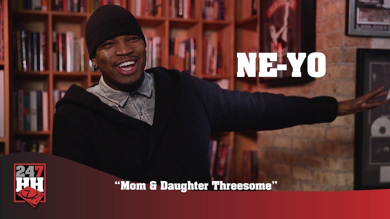 Download Ne-Yo - Mom & Daughter Threesome (247HH Wild Tour Stories)