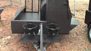 pro bbq smoker catering business restaurant grill food truck for sale smoker bbq pit rentals