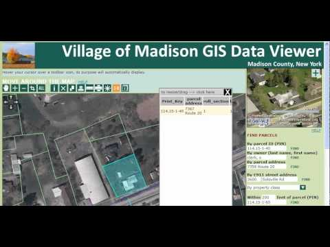 Manifold GIS data viewer with 3-D imagery