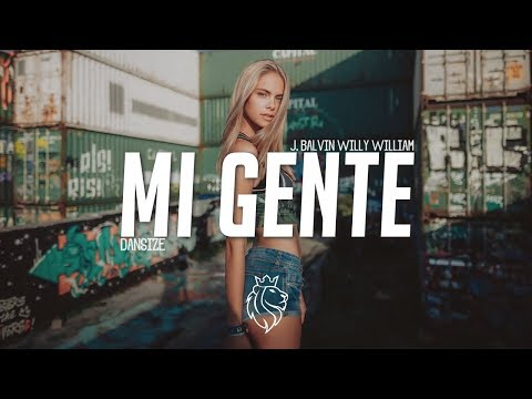 J. Balvin Willy William - Mi Gente (Dansize Trap Remix)