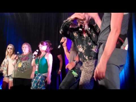 VanCon 2011 karaoke Summer Lovin'