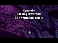 Hacking Livestream #9: Attacking stack cookies