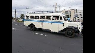 Przejazd zabytkowym autobusem Krupp z 1938 roku - Gdynia Linia 901   Simmi